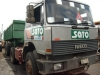 Iveco 30 Tonnes Tipping Trailer