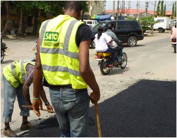 rehabilitation of roads